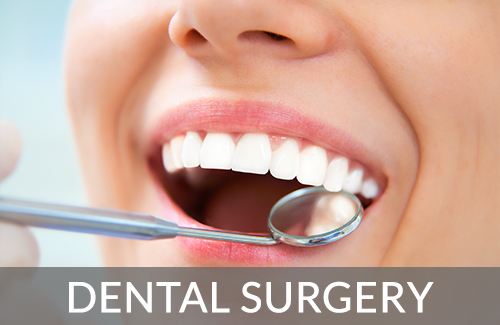 dental surgery services