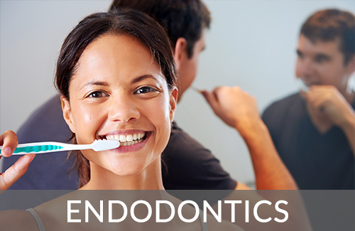 dental endodontics services